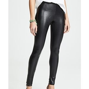 ❄ WINTER SALE: Faux Leather Leggings